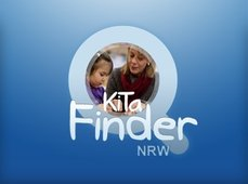 Logo Kita-Finder NRW